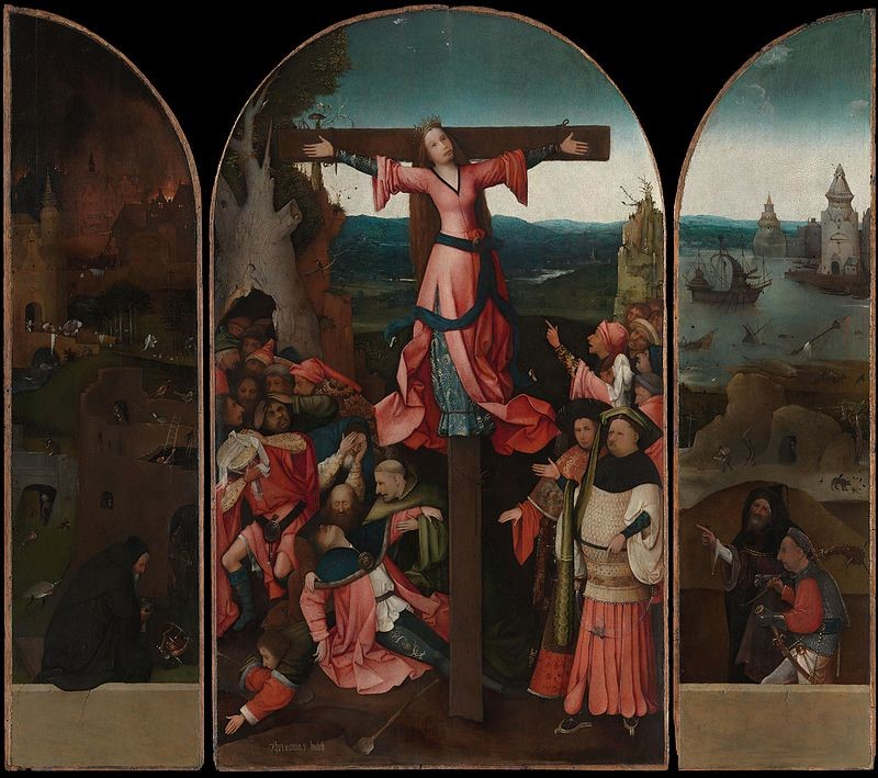 Bosch crucifiction