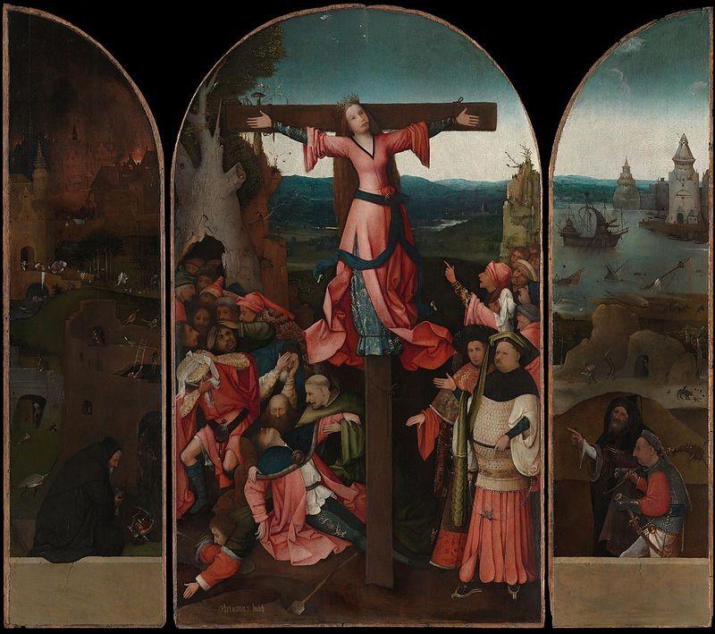 Bosch crucifiction