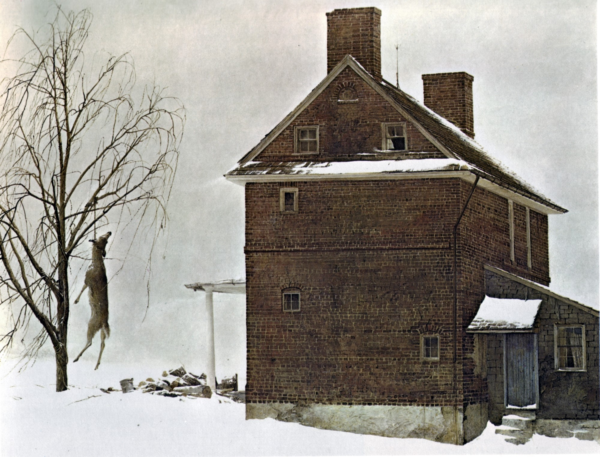 the easel art journalism 5 wyeth